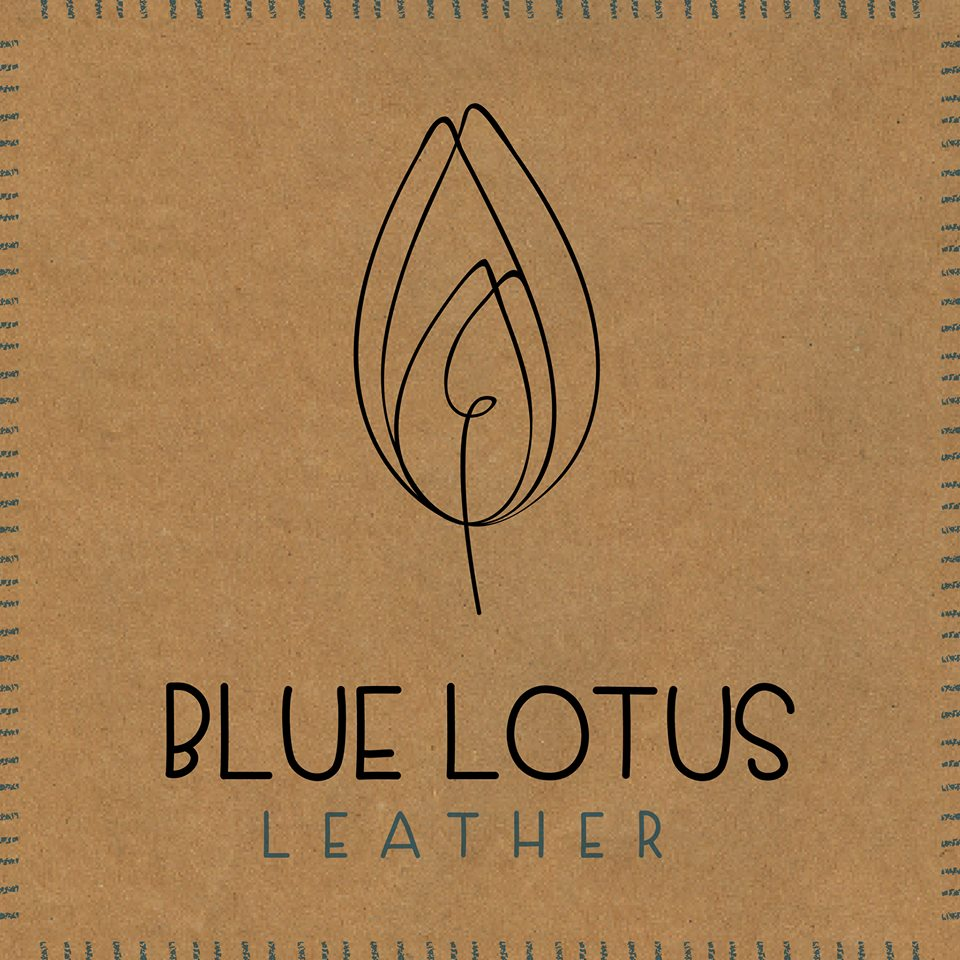 Blue Lotus Leather - Made with passion